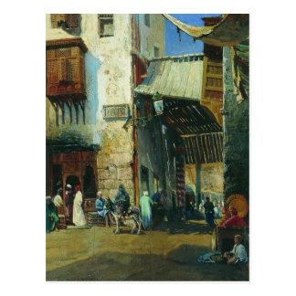 Kairo durch Konstantin Makovsky Postkarte