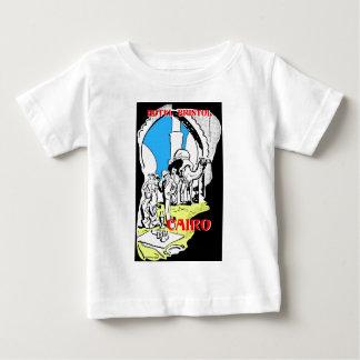 Kairo-Gepäck-Aufkleber Baby T-shirt