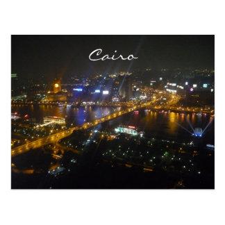 Kairo-Nacht Postkarten