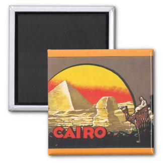 Kairo Quadratischer Magnet