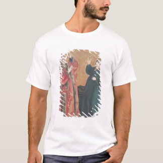 Kaiser Augustus und der Tiburtine Sibyl T-Shirt