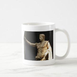 Kaiser Constantine, erster christlicher römischer Kaffeetasse