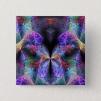 Kaiser von Mars Quadratischer Button 5,1 Cm