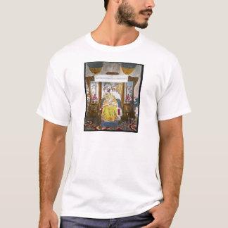 Kaiserin des China-Vintagen Objektträgers T-Shirt