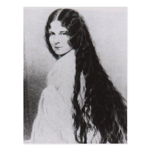 Kaiserin Sissi Haare