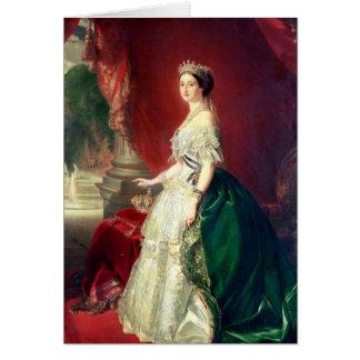 Kaiserin Eugenie von Frankreich Karte
