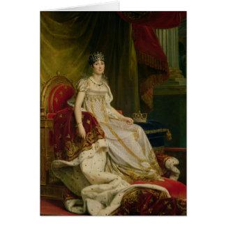 Kaiserin Josephine 1808 Karte