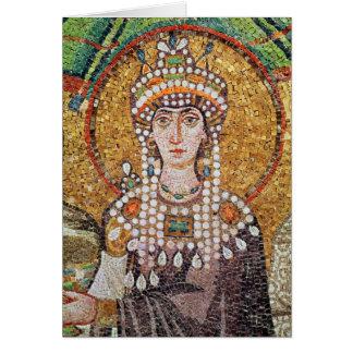 Kaiserin Theodora Karte