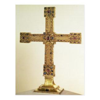 Kaiserkreuz des heiligen römischen Reiches Postkarte