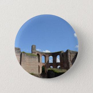 Kaiserliche römische Bäder Runder Button 5,1 Cm