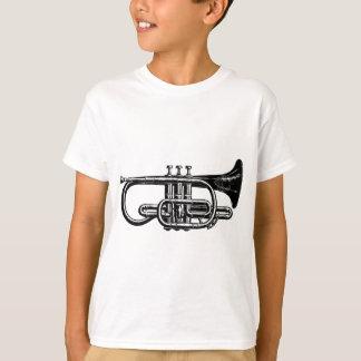 Kaisermessingkornett - Musikinstrument T-Shirt