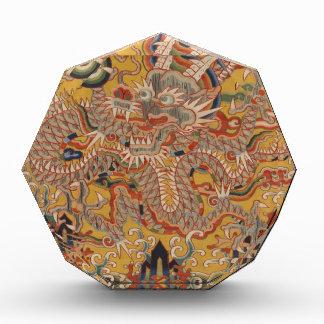 KaiserMing asiatische chinesische Drache-Kunst Auszeichnung