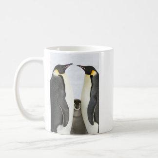 KaiserPenguins mit der Küken-Tasse Kaffeetasse