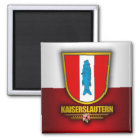 Kaiserslautern Quadratischer Magnet