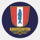 Kaiserslautern Runder Aufkleber