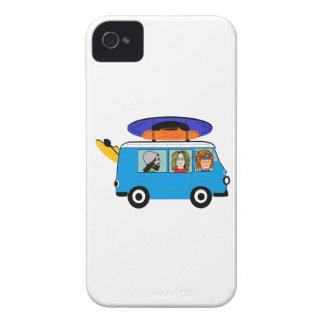 Kajak-Expedition iPhone 4 Hüllen