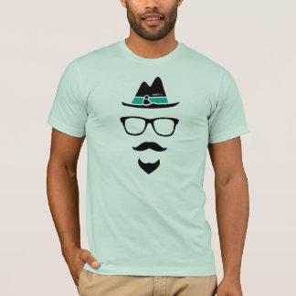 Kajak-Hipster-Logo-Shirt - Bio Shirt
