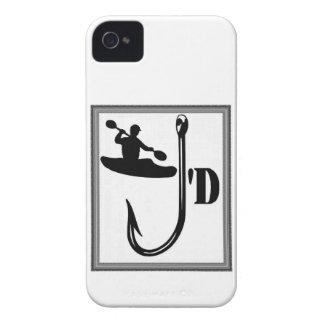 Kajak-Liebe iPhone 4 Hüllen