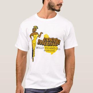 Kakao-Mutter Rum T-Shirt