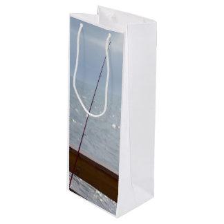 Kakao-Pier-Fischen Geschenktüte Für Weinflaschen
