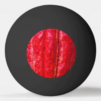 Kakaohülsenrot Tischtennis Ball