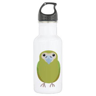 Kakapo-Papageien-Flasche Trinkflaschen