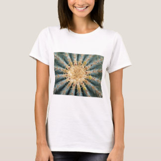 Kakteen Makro -- Südwestliche Pastellart T-Shirt