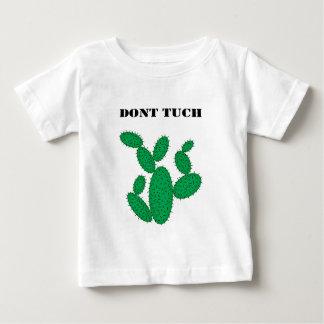 Kaktus - berühren Sie sich nicht Baby T-shirt