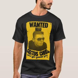 Kaktus Chris: Absolut gewollt T-Shirt