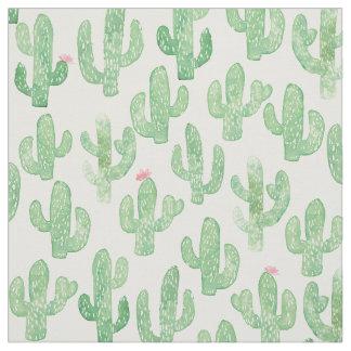 Kaktus-Druck Stoff