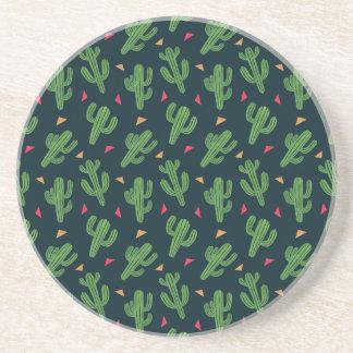 Kaktus-Fiesta Untersetzer