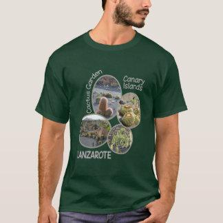 Kaktus-Garten-Shirt - wählen Sie Art u. Farbe T-Shirt