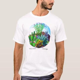 Kaktus-Garten T-Shirt