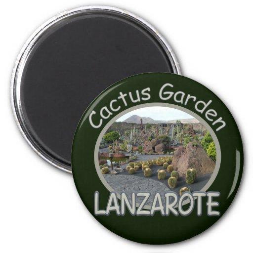 Kaktus-Gartenmagnet Magnete