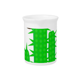 Kaktus Getränke Pitcher