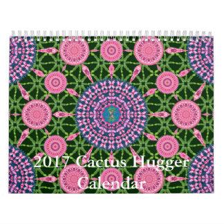 Kaktus Hugger Kalender 2017