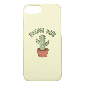 Kaktus umarmen mich iPhone 8/7 hülle
