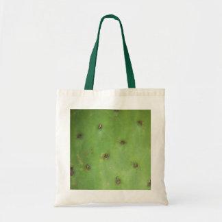 Kaktusfeige-Auflage Budget Stoffbeutel