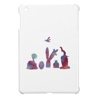 Kaktuskunst iPad Mini Cover