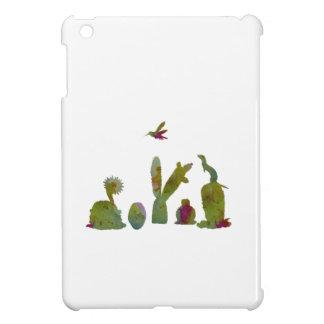 Kaktuskunst iPad Mini Hülle