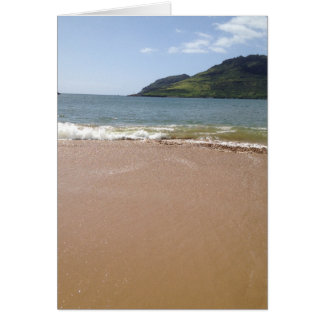 Kalapaki Bucht, Kauai Karte
