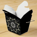 Kaleidoscope Gothic Party Favor Box