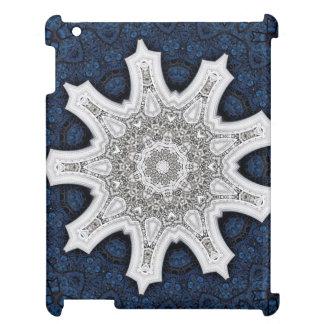 Kaleidoskop-BlumenMandala in Wien: Ed. 220,5 iPad Hülle