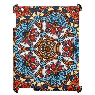 Kaleidoskop-BlumenMandala in Wien: Ed. 221,8 iPad Hülle