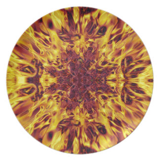 Kaleidoskop-Feuer-Explosion Teller