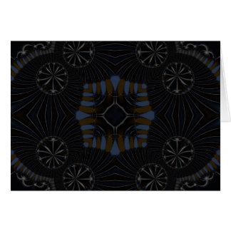 Kaleidoskop-Fraktal 105 Karte
