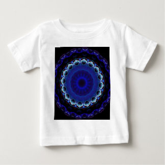 Kaleidoskop-Fraktal 162 Baby T-shirt