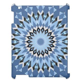 Kaleidoskop-Mandala in Wien: Muster 220,1 iPad Hülle