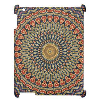 Kaleidoskop-Mandala in Wien: Muster 220,6 iPad Hülle