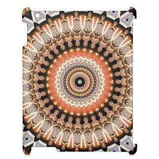 Kaleidoskop-Mandala in Wien: Muster 220,7 iPad Hülle